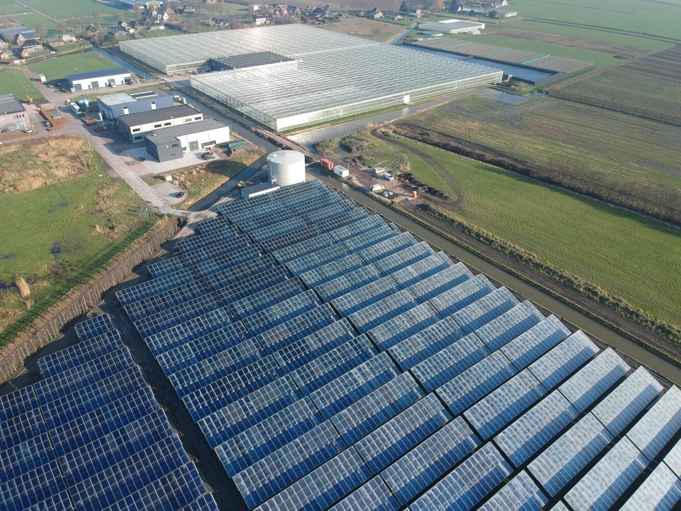 Weg von fossiler Energie, hin zu Sonnenenergie